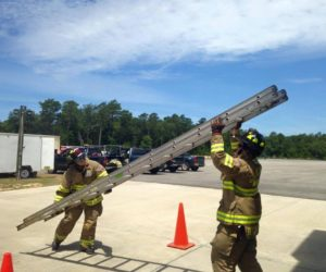 Advanced Ground Ladders