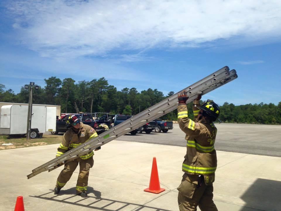 Advanced Ground Ladders