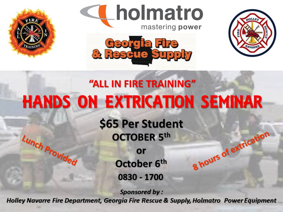 Hands on Extrication Seminar